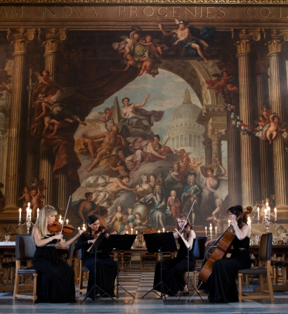 The Painted Hall, Old Royal Naval College